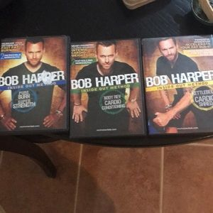 Bob Harper Inside Out Series Collection